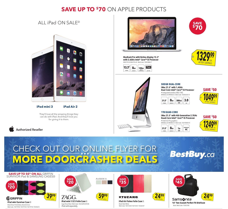 Best Buy Weekly Flyer Boxing Day Sale Dec 24 28 Redflagdeals Com