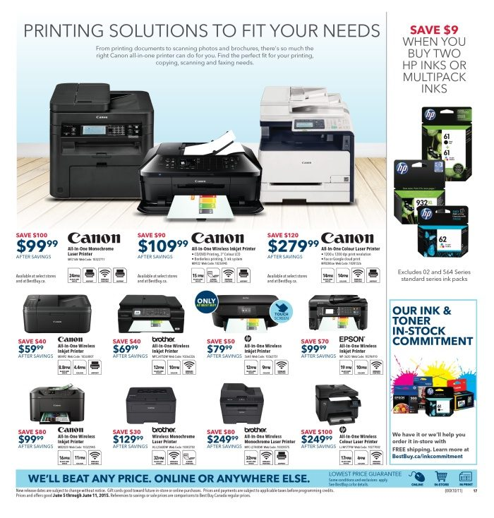 Best Buy Weekly Flyer - Weekly - Experience a New Level of