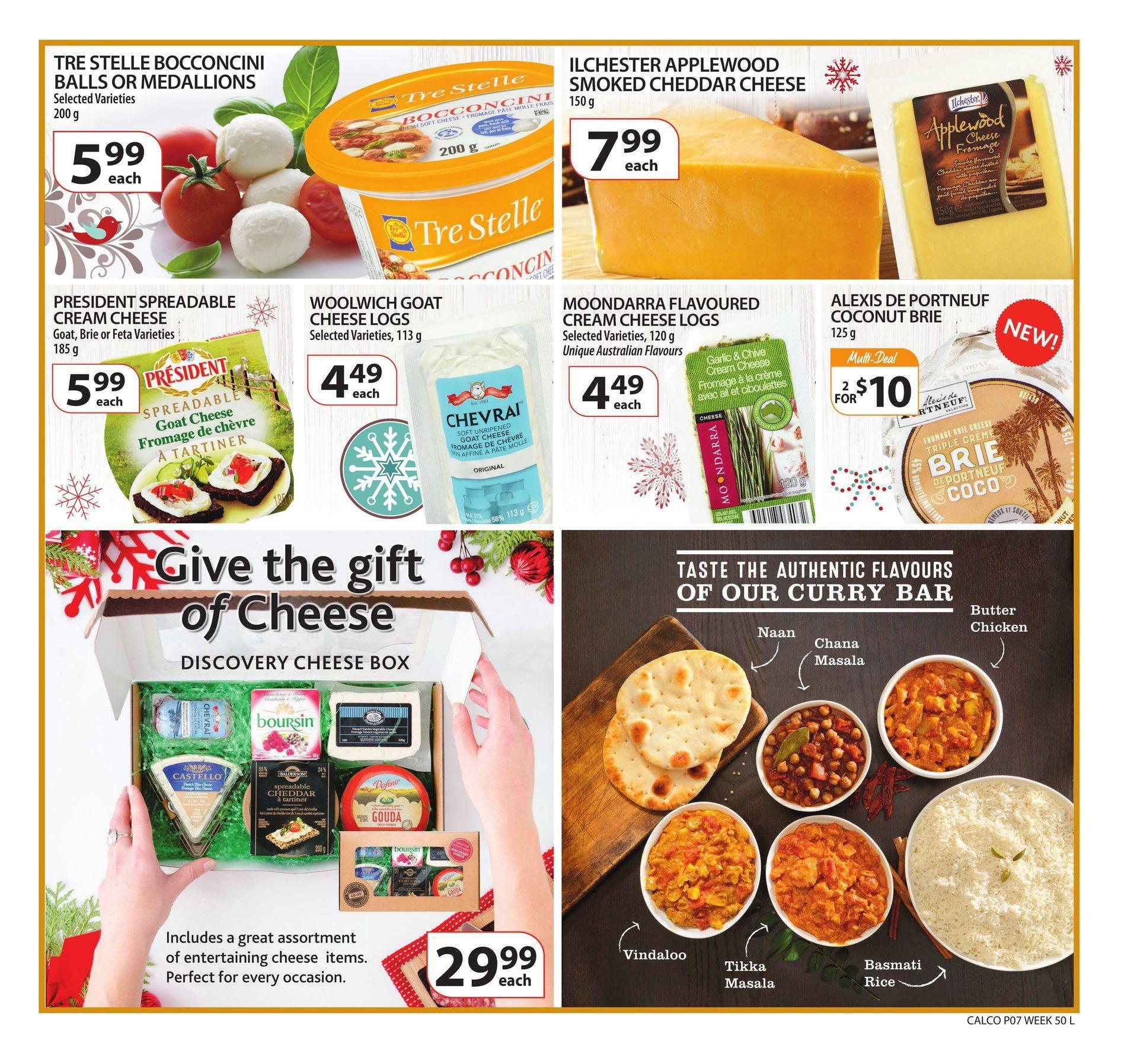 Calgary Coop Weekly Flyer Specials Dec 9 15 Greenfields Yogurt Mango 125g