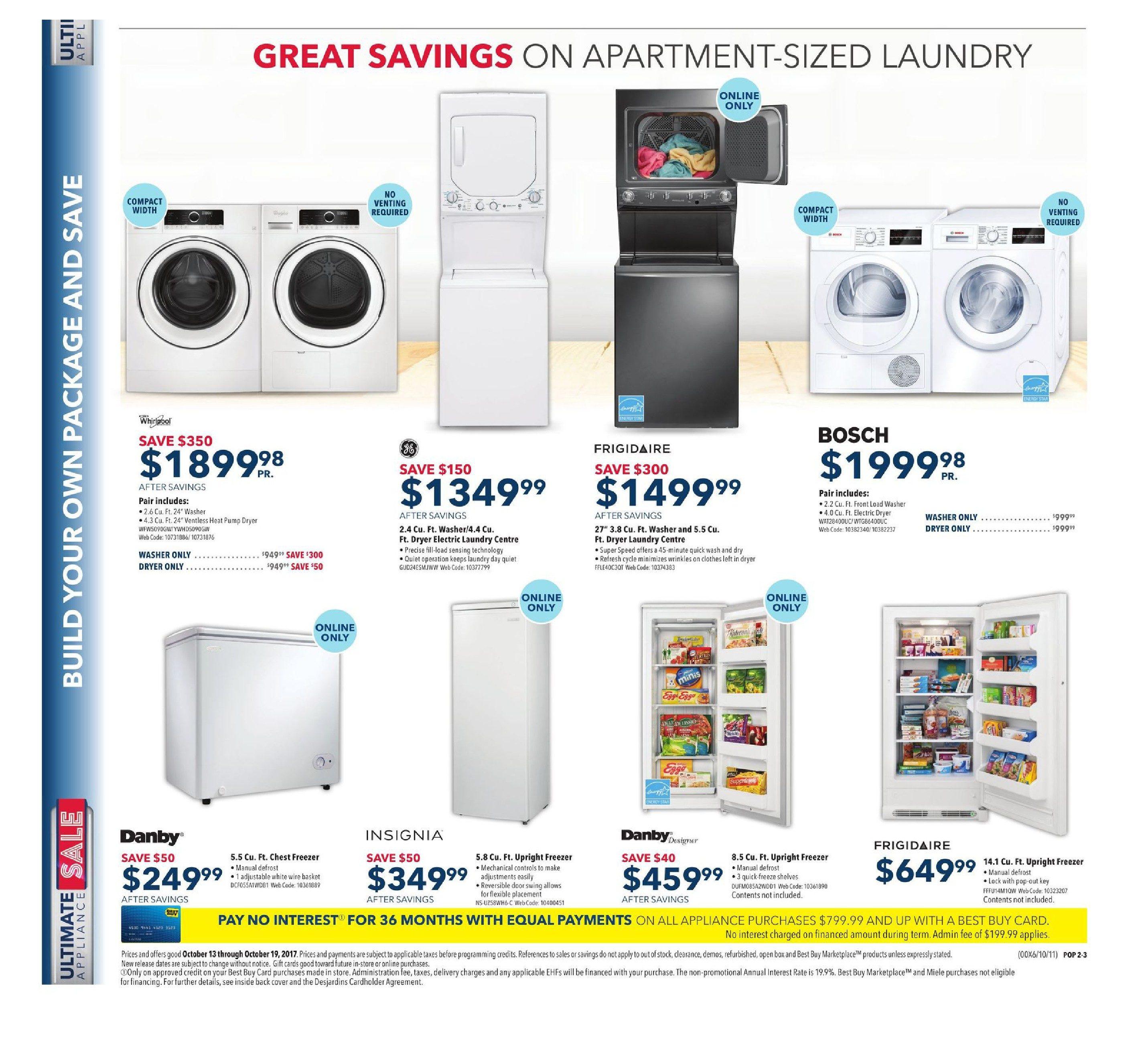 Best buy weekly flyer weekly ultimate appliance sale oct 13 best buy weekly flyer weekly ultimate appliance sale oct 13 19 redflagdeals fandeluxe Image collections