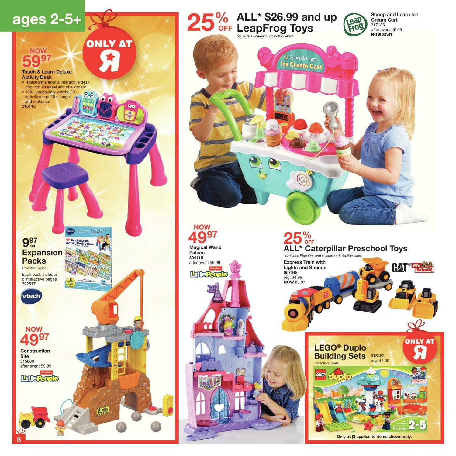 Toys R Us Weekly Flyer 2017 Playbook Nov 3 16 Snap Circuits Jr Select Green Elephant