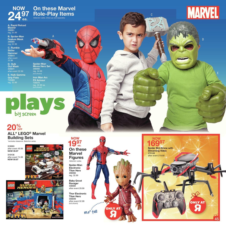 Toys R Us Weekly Flyer - 2017 Playbook - Nov 3 – 16 - RedFlagDeals com