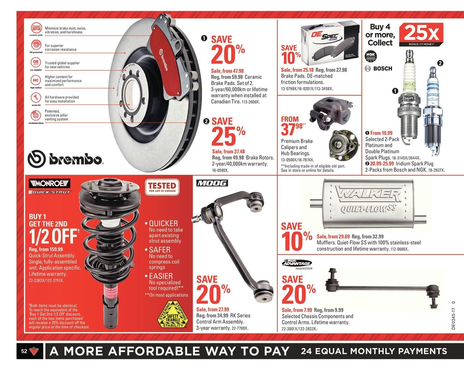 Canadian Tire Weekly Flyer - Weekly - Bring On The Cheer