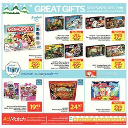 Walmart - Supercentre - Great Gifts Flyer