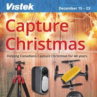 Vistek - Capture Christmas Flyer