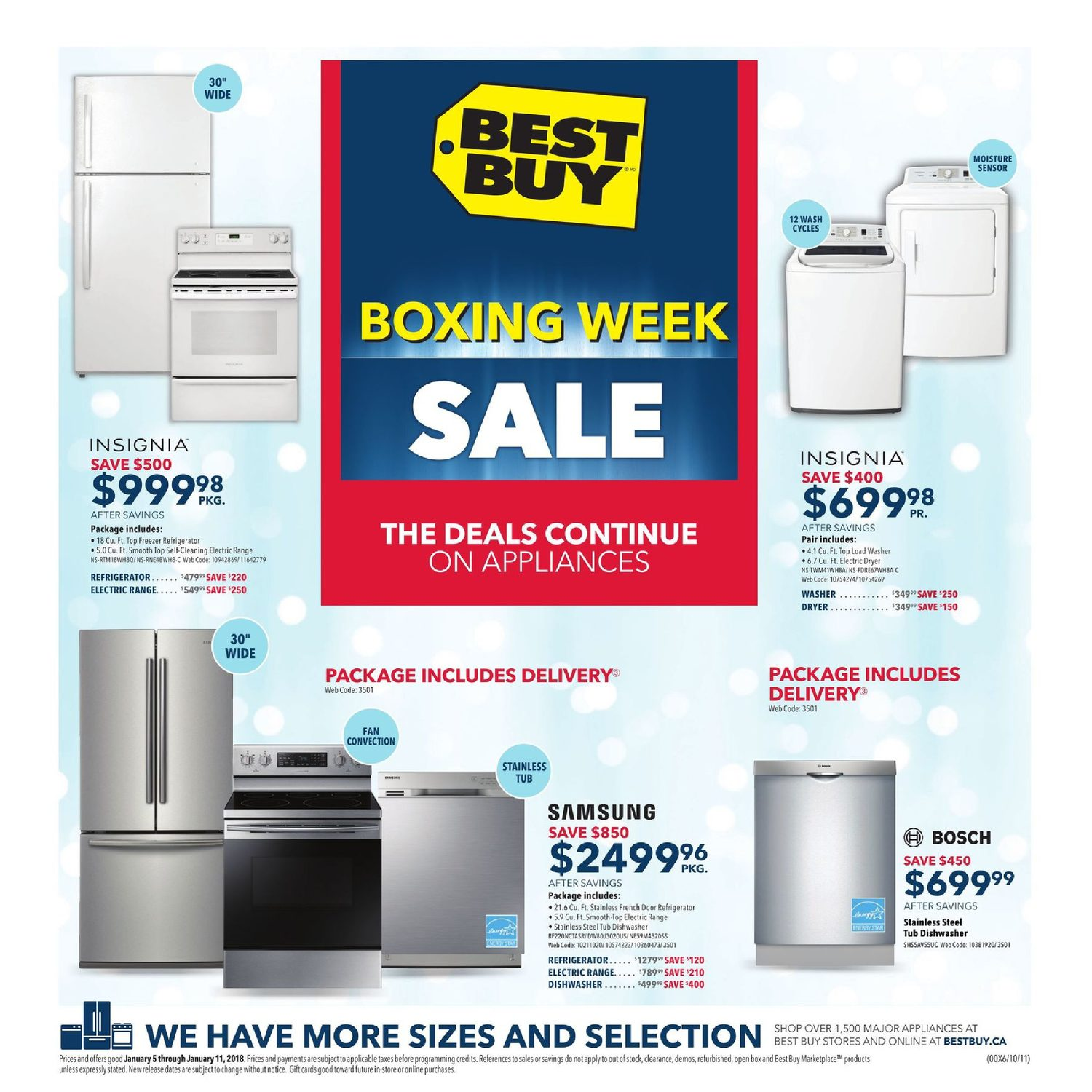 Best Buy Weekly Flyer Clear Out Sale Jan 5 11 30 Amp Go Power Automatic Transfer Switch Ts30 Voltage Pro