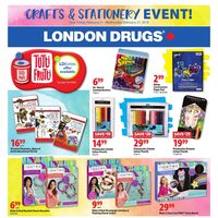 - Crafts & Stationery Event! Flyer