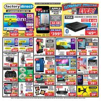 Factory Direct - Weekly - Some of Our Lowest Prices Ever! Flyer