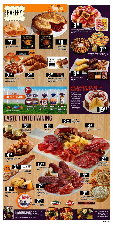 Atlantic Superstore Weekly Flyer Mar 22 28 Fancy Feast Grilled Turkey In Gravy 85g 6 Pcs Free Pouch