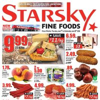 Starsky Fine Foods - 2 Weeks of Savings Flyer
