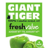 Giant Tiger - Weekly - Family Favourites Flyer