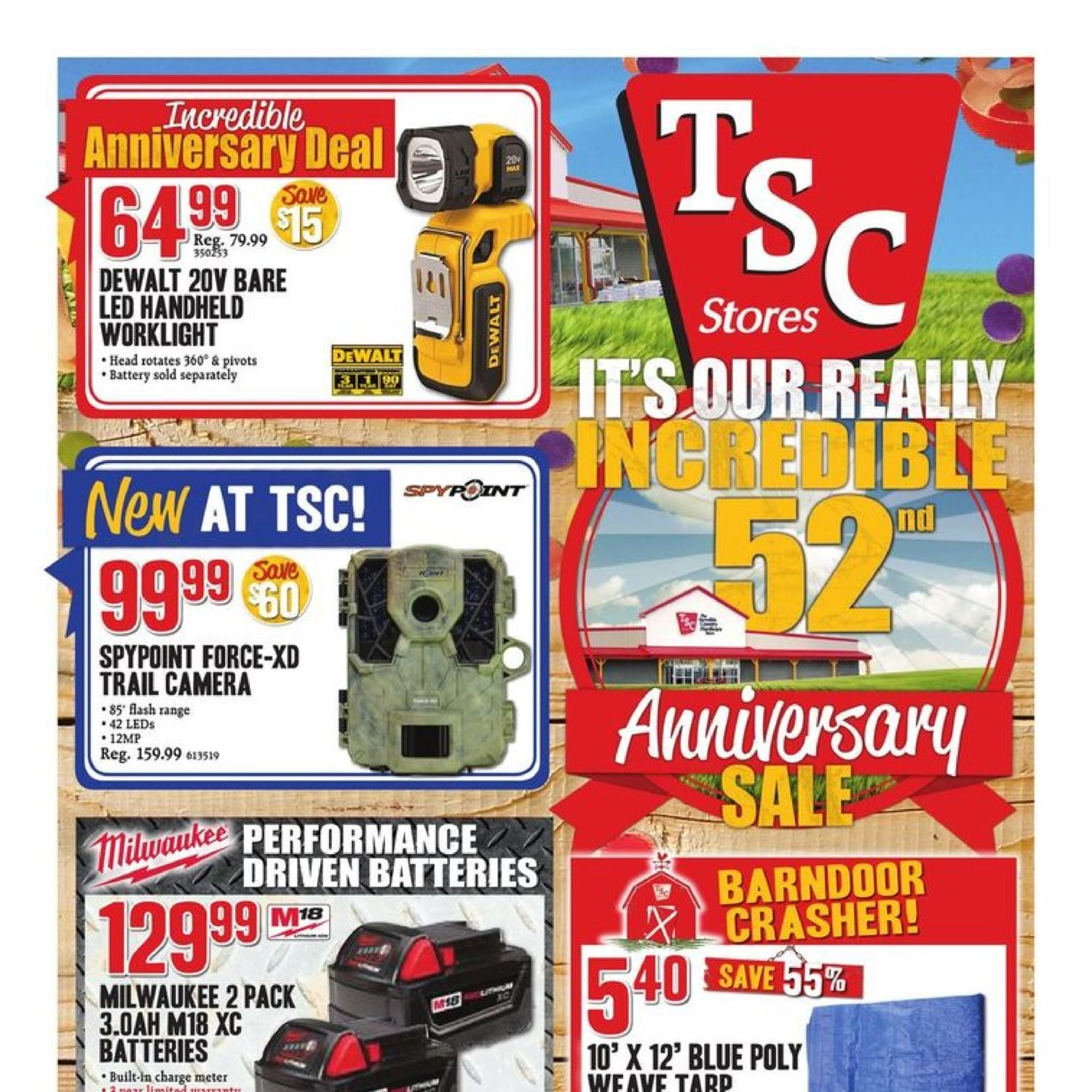Tsc Stores Weekly Flyer Incredible 52nd Anniversary Sale Wiring For Front Component Speakersimg13661jpg Sep 21 27