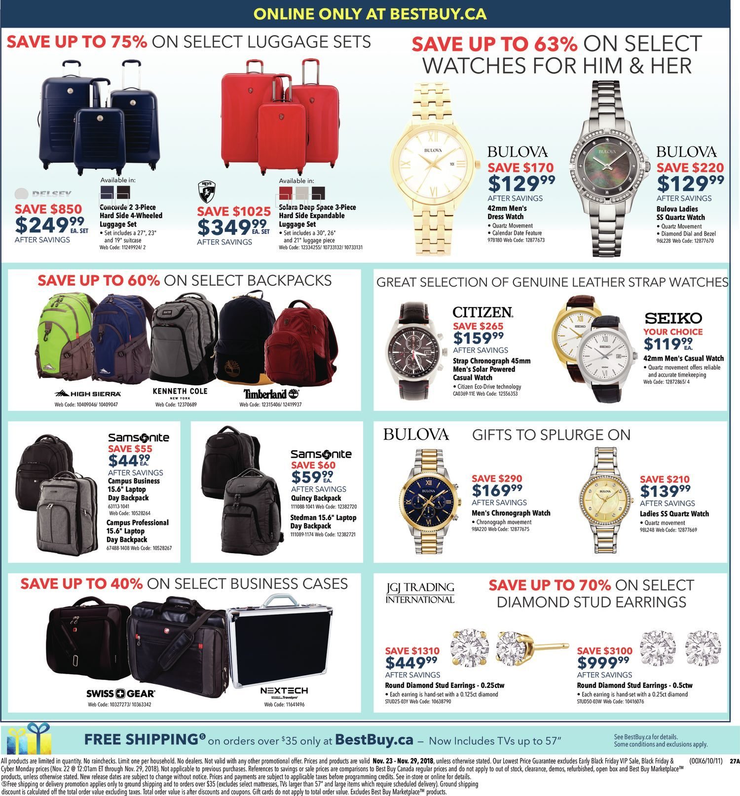 e9156bda7e5 Best Buy Weekly Flyer - Weekly - Black Friday Sale - Nov 23 – 29 -  RedFlagDeals.com