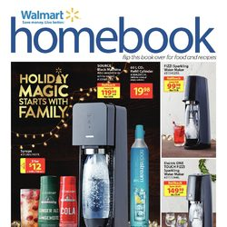 Walmart - Homebook - Holiday Magic Starts With Family Flyer