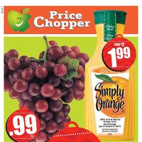 Price Chopper - Weekly - Happy Holidays Flyer