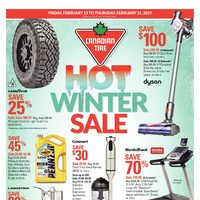 - Weekly - Hot Winter Sale Flyer
