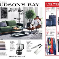 - Weekly - The Ultimate Spring Home Sale Flyer