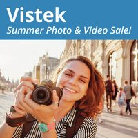 Vistek - Summer Photo & Video Sale! Flyer