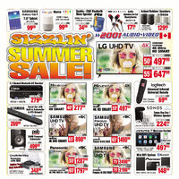 - Weekly - Sizzlin' Summer Sale! Flyer