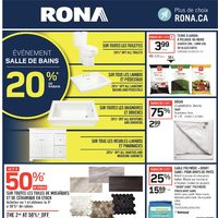 Rona - Weekly Flyer
