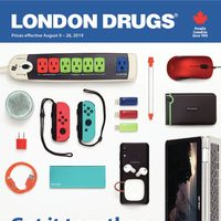 London Drugs - Get It Together Flyer