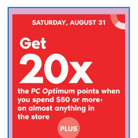 Shoppers Drug Mart Flyer - Calgary, AB - RedFlagDeals com