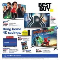 - Weekly - Bring Home 4K Savings Flyer