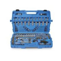 Mastercraft 184-Pc Socket Set
