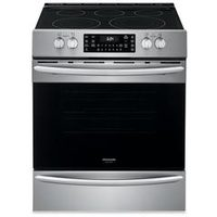 "Frigidaire Gallery 30"" Electric Range With Air Fry"
