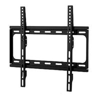 Slim Low Profile Fixed TV Wall Mount