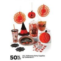 All Halloween Party Supplies By Celebrate It