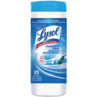 Lysol Wipes or Palmolive Dish Detergent