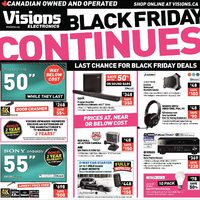 - Weekly - Black Friday Continues Flyer