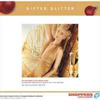 Shoppers Drug Mart - Luxury Beauty - Gifted Glitter Flyer