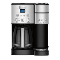 Cuisinart 12-Cup Programmable & Single-Serve Brewer