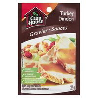 Club House Gravy or Seasoning Mix or Knorr Gravy or Pasta Sauce Mix