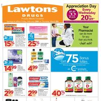 Lawtons Drugs - Weekly Flyer