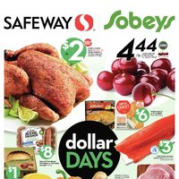 Sobeys - Weekly - Dollar Days Flyer