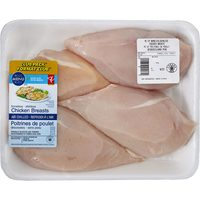 PC Blue Menu Chicken Breast or Thighs or Air Chilled or Sufra Halal Chicken Breasts