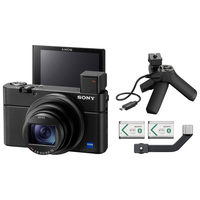 Sony Cyber-Shot RX100 VII With Content Creator Kit