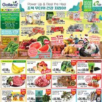 Galleria Supermarket - Weekly Specials Flyer