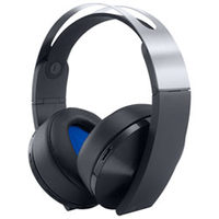Playstation Platinum Over-Ear Wireless Gaming Headset for PS4