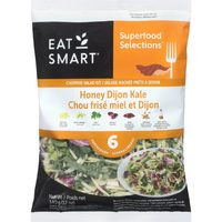 Eat Smart Kale Salad Kits