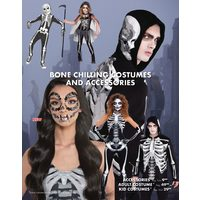Bone Chilling Costumes and Accessories