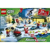 Lego City Advent Calendar Building Sets