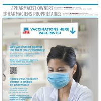 - The Pharmacist Owners  Flyer