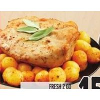 Fresh 2 Go Roasted Turkey Breast With Sage