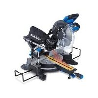 Mastercraft 10'' Sliding Compound Mitre Saw With Laser