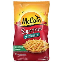 McCain Superfries, Breakfast And Specialty Potatoes or Classic Pockets or PC Fries or Wedges