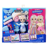 Fail Fix Dolls - Ultimate Colour N' Style Pack